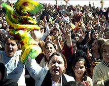 Syrian Kurds naturalised as reform law drawn up