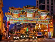 Washington's Chinatown,