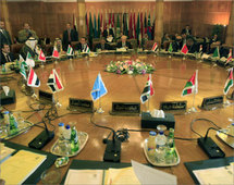 Fearing backlash, Arab states quiet on Syria crisis