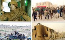 Kadhafi steps up assault on rebels across Libya