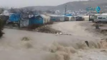 11,000 Syrian children face 'miserable' conditions due to heavy rains