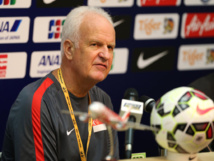 German coach Bernd Stange