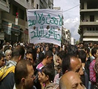 3 Syrians killed in rallies despite no-shoot order