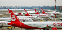 Hundreds of flights grounded after German security workers strike