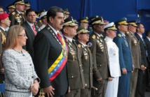 Maduro warns of civil war in TV interview on eve of EU deadline