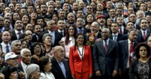 US and allies pledge sanctions, diplomacy to solve Venezuela crisis