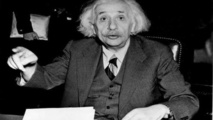 Newly revealed letters provide glimpse into Einstein's genius mind