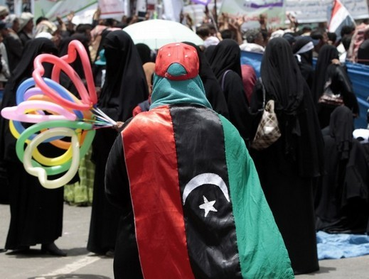 Libya rebels press pre-Ramadan offensive