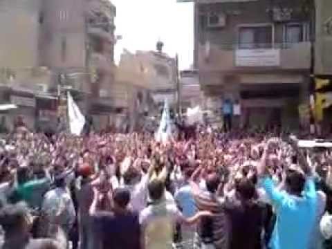 Syria clamps down ahead of Friday rallies