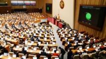 South Korean lawmaker draws Japan's ire over sex slaves comments