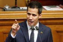 Guaido calls for renewed Venezuela protests as Trump slams Maduro