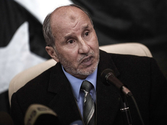 End near for Kadhafi, rebels chief says