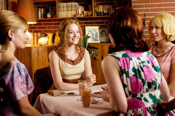 'The Help' tops box office