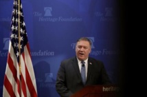 Pompeo: NATO allies must not give 'tired excuses' on defence spending