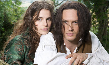 Wild sensuality in Venice with 'Wuthering Heights'