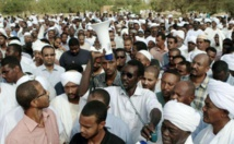 Sudan protest organizers reject military's pledge to bring democracy