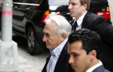 Strauss-Kahn in primetime bid to escape trial shame
