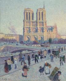 French cultural heritage adviser defends huge Notre Dame donations