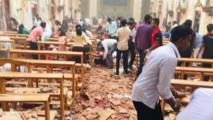 Sri Lanka bomb attacks kill 215 people at churches, hotels