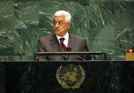 Palestinians urge Israel to seize Quartet peace offer