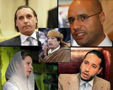 Libya's new rulers close in on Kadhafi clan