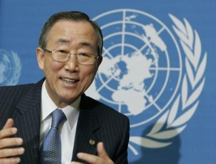 Ban slams UN Council's failure on Syria resolution
