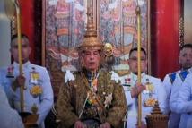 Thai King Maha Vajiralongkorn crowned in elaborate ceremonies