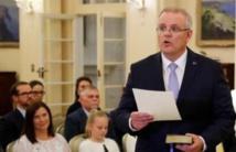 Scott Morrison: Australia's evangelical prime minister