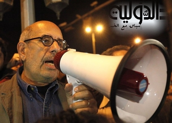 Egypt's ElBaradei says ready to form interim govt