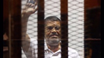 Egypt's former president Morsi dies after collapsing in court