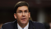 Trump to nominate Mark Esper as next US defence secretary