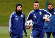 Argentina into Copa America quarter finals after 2-0 win over Qatar