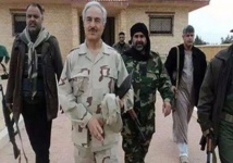 Forces of Libya's UN-backed government seize key town from Haftar