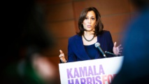 US presidential candidate Harris finds a risky move pays off