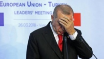 Turkish central bank governor fired by a decree from Erdogan