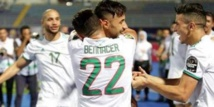Algerian fans celebrate Africa Cup final victory in France