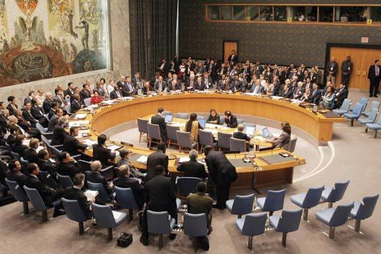 UN Council clash over Syria 'cheap stunt'