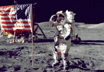 Celebrations cap series of events marking NASA's 1969 Moon landing