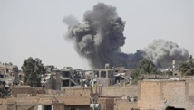 Airstrikes on Syria's rebel enclave kill 11 civilians