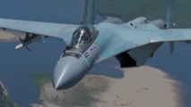 South Korea fires warning shots at Russian warplane in its airspace