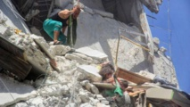 Airstrikes on Syria's rebel enclave kill 15 civilians
