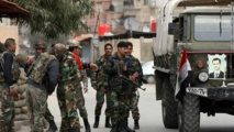 Government forces capture two strategic areas in north-western Syria