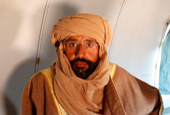 ICC gives Libya more time on Kadhafi's son