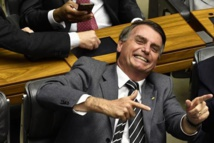 Bolsonaro steps up action as EU says Amazon fires are global issue