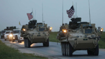 Turkey says joint US helicopter flights start over Syria 'safe zone'