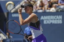 Tennis's famous couple, Svitolina and Monfils, shine at US Open