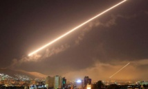 Israeli army says rockets launched from Syria, failed to reach Israel