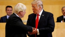 Johnson wants 'Trump deal' as alternative to Iran nuclear agreement