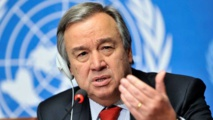UN chief announces committee for Syrian constitution