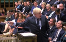 Johnson accuses lawmakers of blocking Brexit as parliament resumes